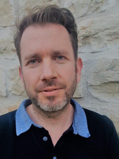 Cyril Beau est thérapeute à Dijon et dans le Jura