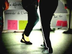 Stage de self-défense verbale et physique pour femmes chez Solidarité femmes